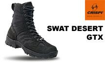 CRISPI SWAT DESERT GTX タクティカルブーツ